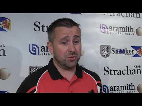 Scottish County Snooker Championships - Adam MacLeod