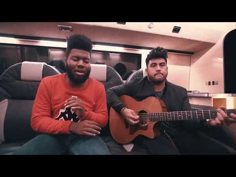 young dumb and brokekhalid acoustic