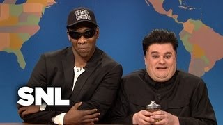 Weekend Update: Dennis Rodman and Kim Jong-un - Saturday Night Live