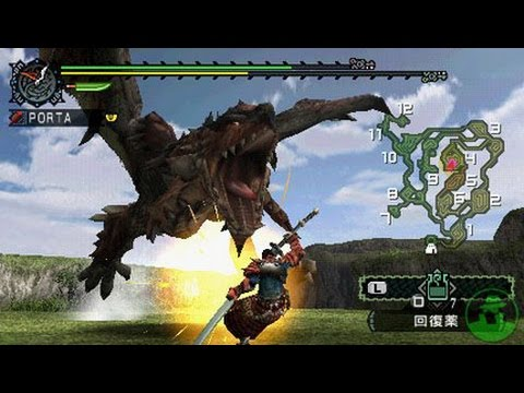 Ppsspp Monster Hunter 2 Para Psp Pc Iphone Y Android Rom