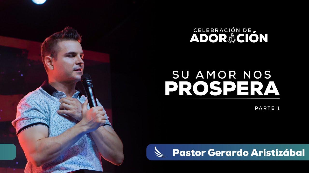 11 Agosto | Celebración de Adoración - Serie: Su amor nos prospera Cap. 1 - Misión Paz