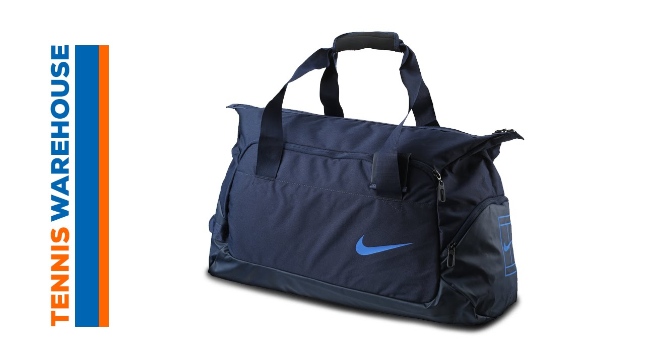 Nike Court Tech Duffel 2.0 Bag - YouTube 5bcda90256395