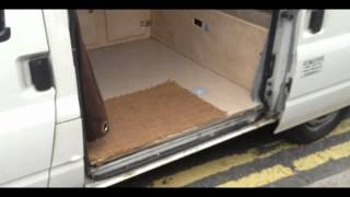 Ford Transit Stealth Campervan / DayVan