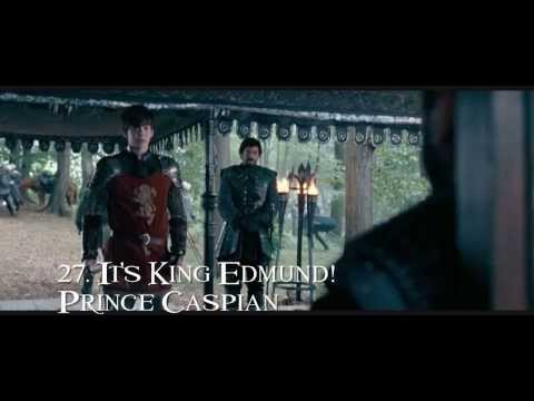"Narnia ""It's King Edmund"""
