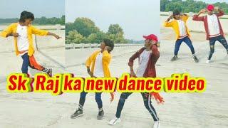 Bade miya chote miya dance video of Sk raj #govinda and Amitabh Bachchan