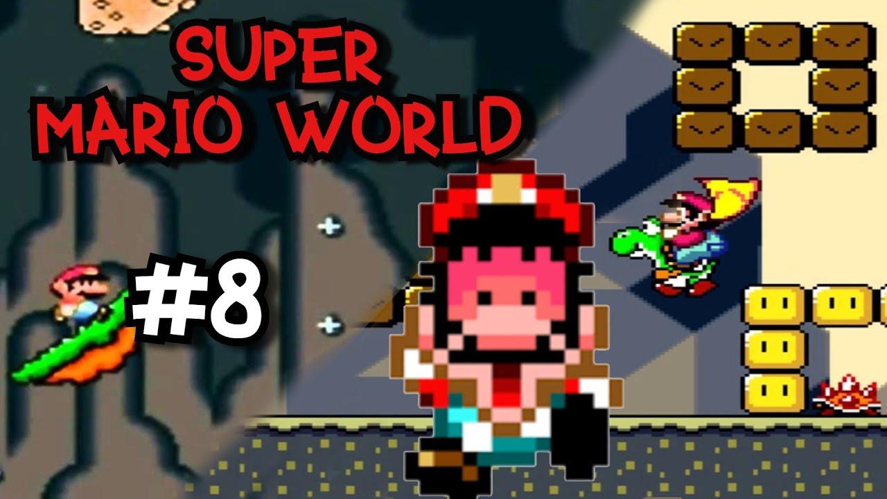 SOLO DIRE YA NO MAS!! Super Mario World #8