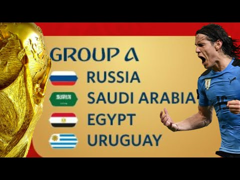 World Cup 2018: Lets Talk About Group A