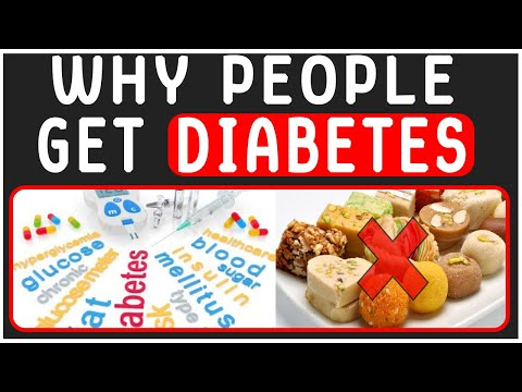 Why Are You Diabetic and How to Reverse Diabetes (Natural Treatment): Hindi
