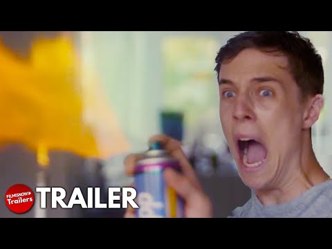 SCHOOL'S OUT FOREVER Trailer (2021) Action Comedy Survival Movie