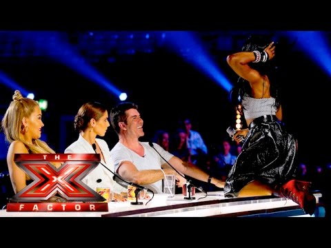 Bupsi Brown gets Cowell'd   Auditions Week 2    The X Factor UK 2015