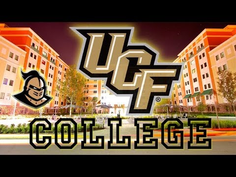 UCF Campus Tour - University Of Central Florida