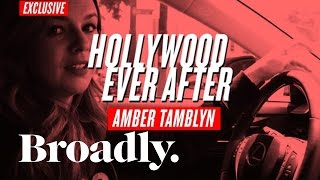Amber Tamblyn Talks Poetry, Bourbon, and Death