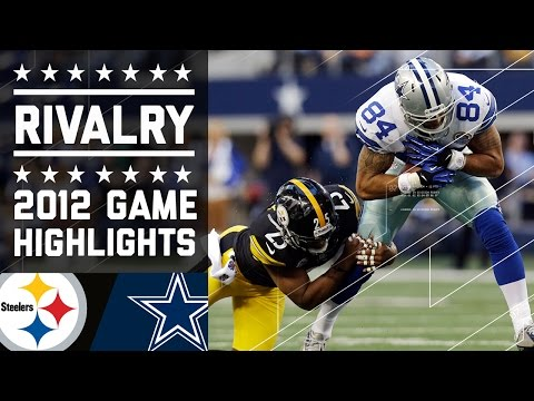 Tony Romo Leads Cowboys Past Steelers (Week 15, 2012) | Game Highlights | NFL