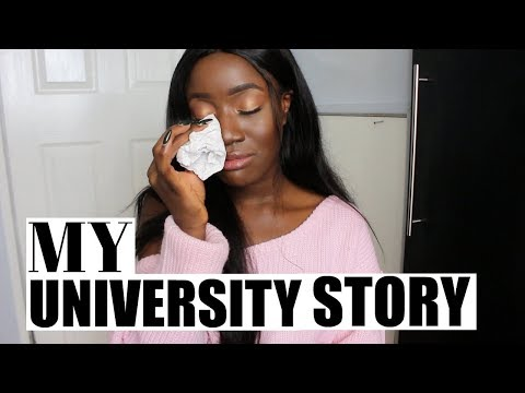 MY UNIVERSITY EXPERIENCE | FAILING MY A-LEVELS , DROPPING OUT & BEING REJECTED