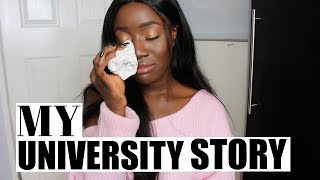 One of Sarah Destiny's most viewed videos: MY UNIVERSITY EXPERIENCE | FAILING MY A-LEVELS , DROPPING OUT & BEING REJECTED