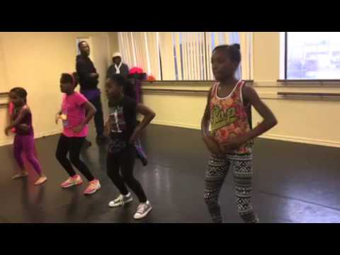 Groove Kids Afro Fusion dance classes
