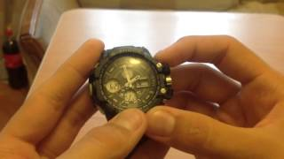 Налаштування годинника з AliExpress G-Shock!