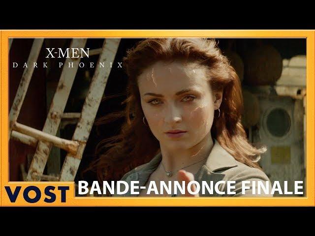 X-Men : Dark Phoenix | Bande-Annonce Finale [Officielle] VOST HD | 2019
