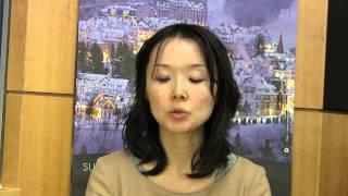 AJEC Entrevue Série: SUZUKI Satoko 日本ケベック学会インタビューシリ...
