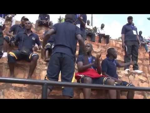 BURUNDI vs TANZANIA Handball EAC Military Games