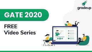 👉🏼 GATE 2020 🕔 Free Video Series
