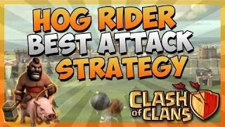 Best TH7 Attack Strategy - 3 Stars Every Time in Clan War   Clash of Clans