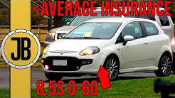 Top 5 CHEAP & FAST Cars for 17-Year Olds & New Drivers (LESS THAN £3,000 & BELOW AVERAGE INSURANCE)
