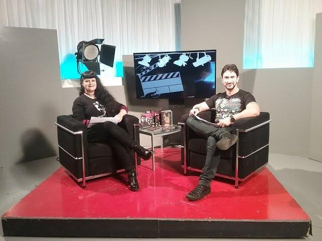 El Cine con el escritor Nacho Garcia Alvarez