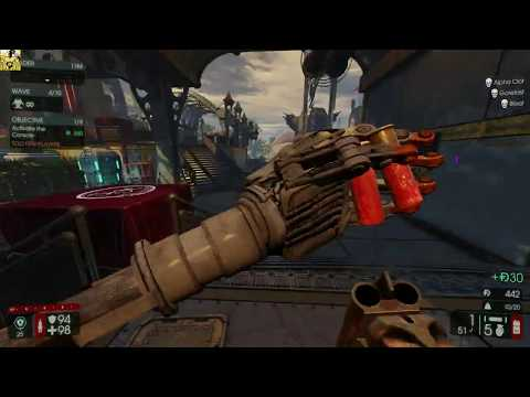 Killing Floor 2 Steam Fortress (Solo HOE Fail)