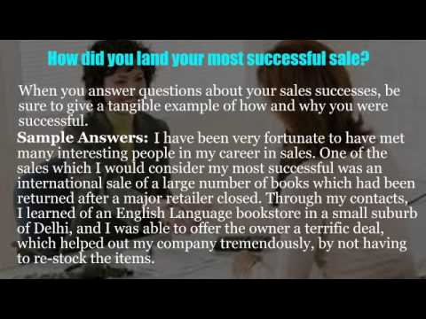 sales assistant interview questions