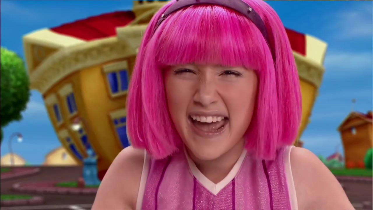 Lazy Town Meme Throwback Take A Vacation Lazy Town