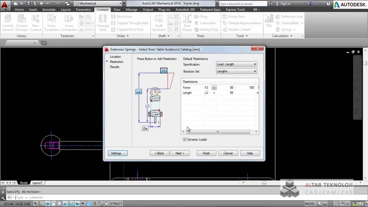 Autocad Mechanical Yaylar Youtube Beige And Black Power Extensions Icon Premium