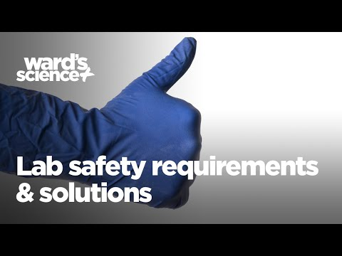Latest Lab Safety Requirements & Solutions