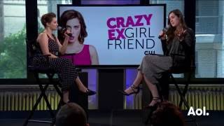 "Rachel Bloom Discusses ""My Crazy Ex-Girlfriend"" 