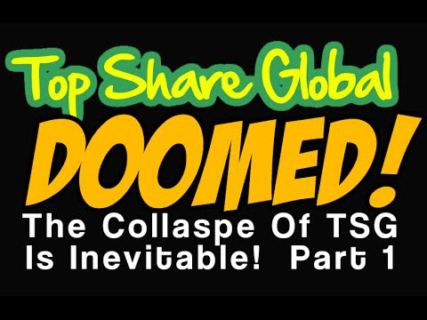 Top Share Global Review From NON Affiliate! DOOMED for FAILURE – My Opinion on Why