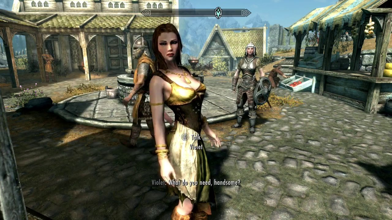 Skyrim Mod of the day: UNP Female armor Refitted - YouTube