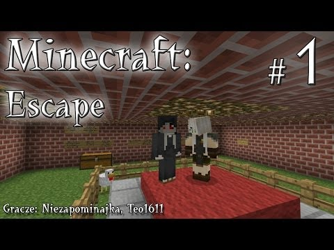 Minecraft: Find your way out! [1/2]
