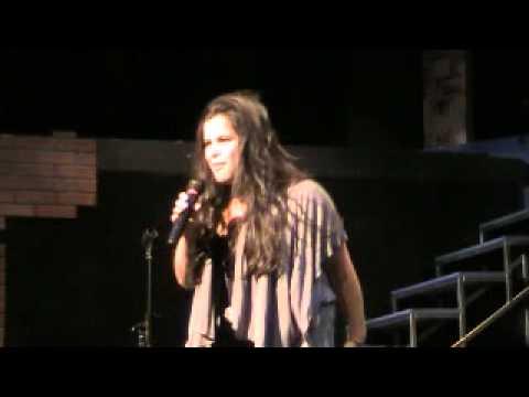 The Media Theatre Delco Idol 2011 Jordan Robbins