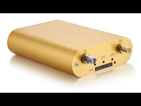 4G GPS Tracker LTE MT600
