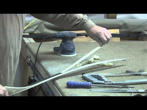 How to Build a Longbow from a Blank - Part Three