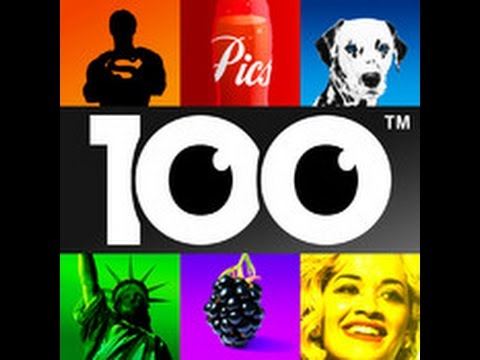 100 Pics Quiz - Song Puzzles 1-25 Answers