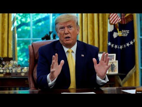 «Большой успех» Трампа | АМЕРИКА | 23.10.19