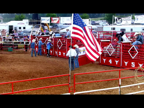 Columbia County Rodeo 2017 (Composite)