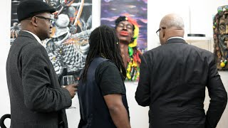 The Art of Nature: The Broken Souls | Nasha Bradshaw Private View Highlights