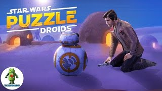 Star Wars Puzzle Droids iOS / Android Gameplay HD