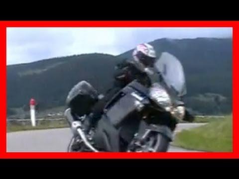 Kawasaki 1400 GTR Highspeedtest / test ride / Fahrbericht von 1000PS