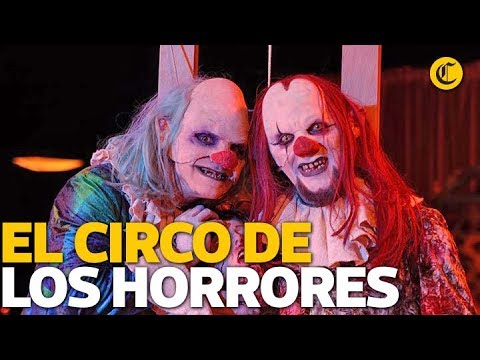 Trailer do filme Circo dos Horrores