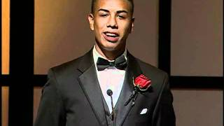 Adan Gonzalez: 2011 JA Student of the Year