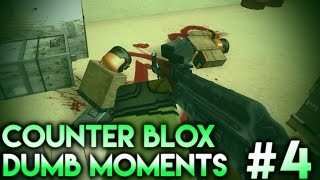 Roblox CSGO Dumb Moments #4