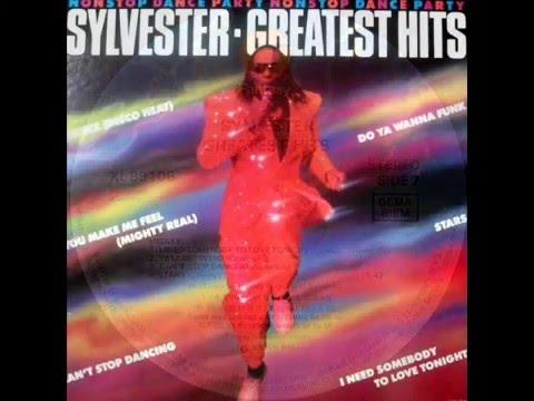 Medley Sylvester - NonStop Dance Party 1983 - Side A .